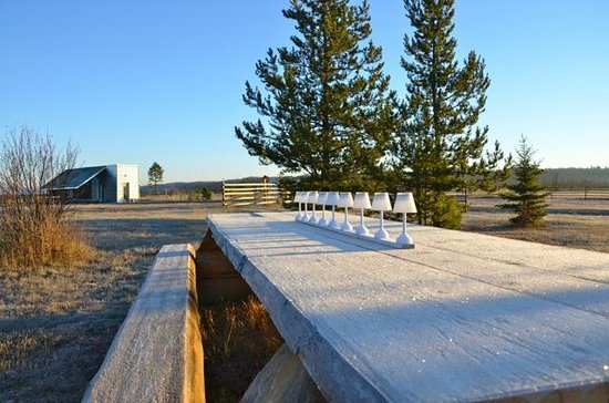 Norton North Ranch Cottages: more sunny days than anywhere