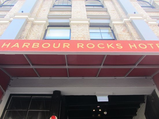 Harbour Rocks Hotel Sydney - MGallery Collection : enterance