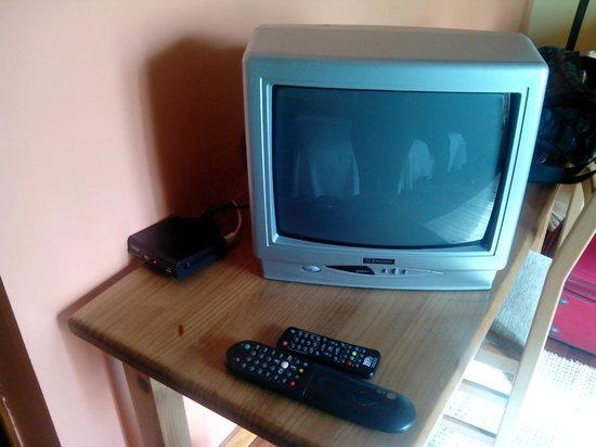 Hotel Rural El Rexacu: TV y TDT