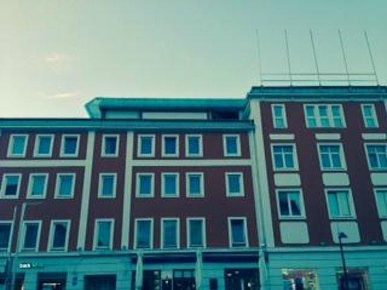 Hotel Greif: Aussenansicht