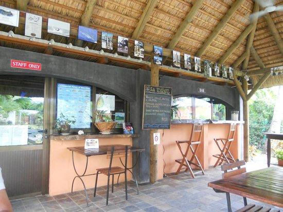 Marlin Creek: Le bar restaurant
