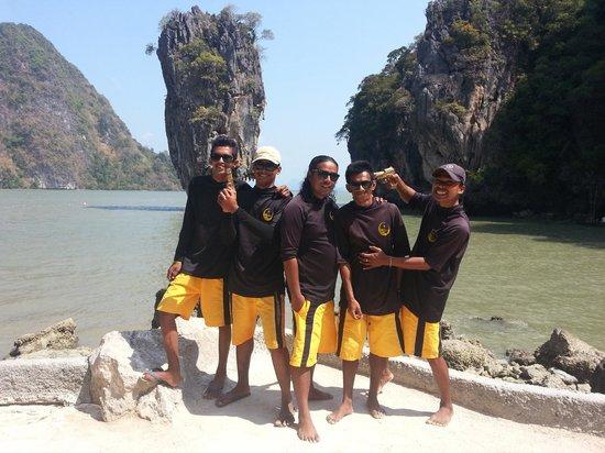 Two Sea Tour : super équipe !