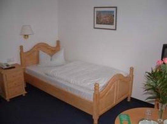 Hotel Am Wald: Einzelzimmer