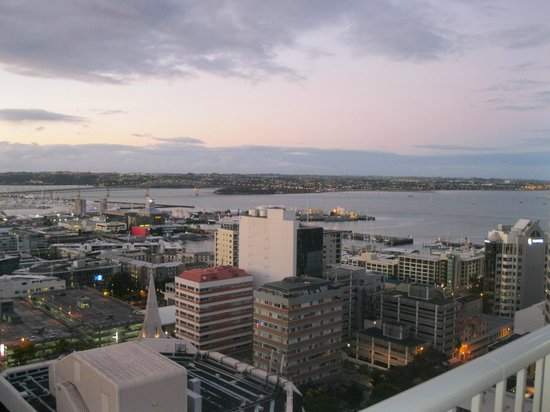 Barclay Suites Auckland: View