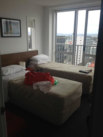 Barclay Suites Auckland: Bedroom