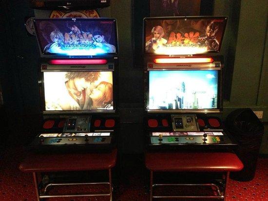 Las Vegas Arcade Soho : Tekken 6 and Tekken 6 Bloodline Rebellion