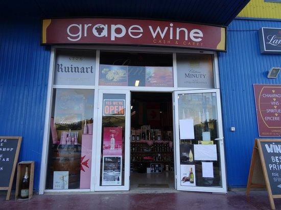 Boutique GrapeWine