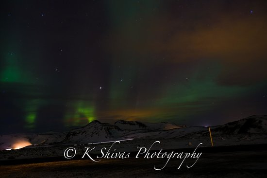 Season Tours : northern lights