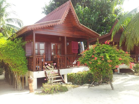 Phangan Rainbow Bungalows : bungalow
