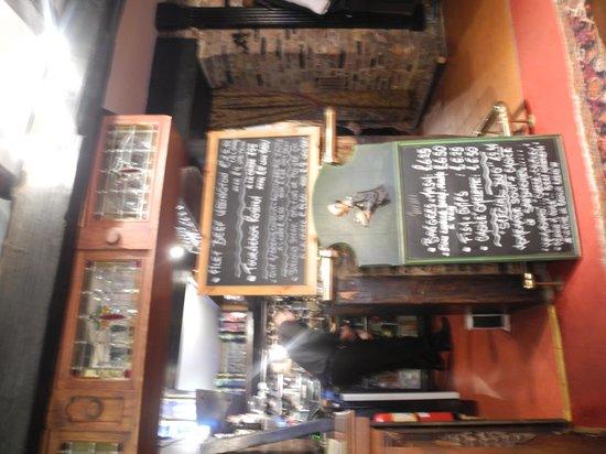 Monks Walk Restaurant Beverley Menu