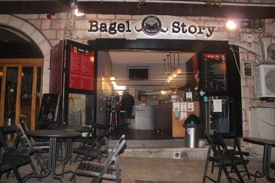 Bagel Story: BS