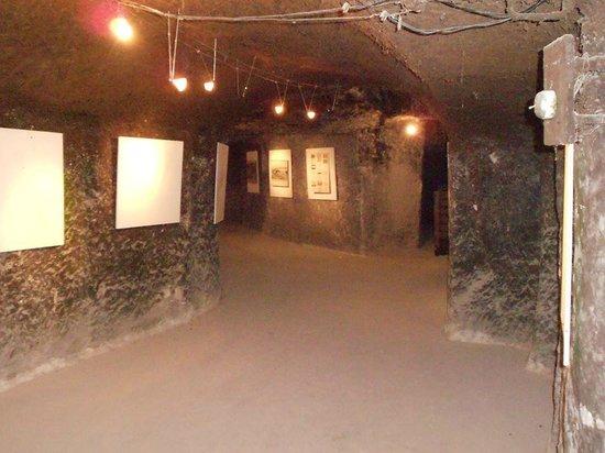 Caves Monmousseau : Le début des Caves