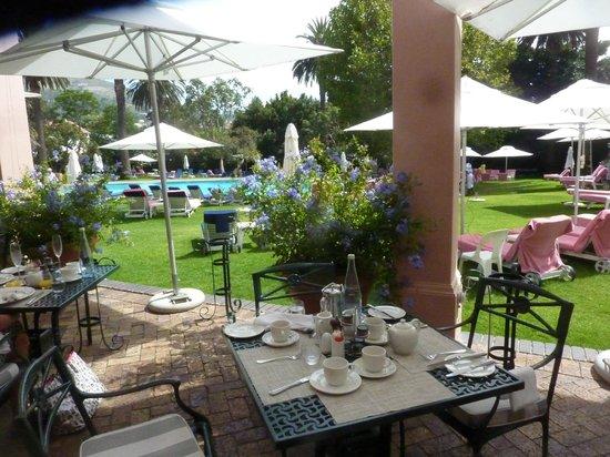 Belmond Mount Nelson Hotel: Breakfast