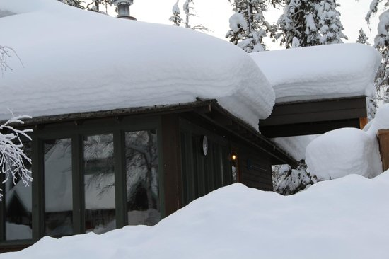 Emerald Lake Lodge : Ресторан