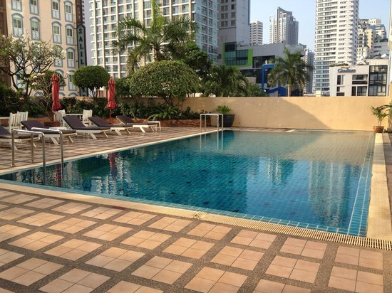 Grand President : Pool in tower 1