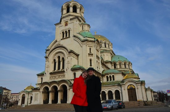 Free Sofia Tour : Cathedral