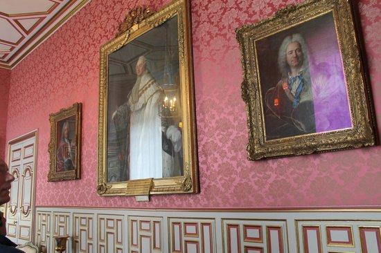 Château de Cheverny : Cheverny art gallery