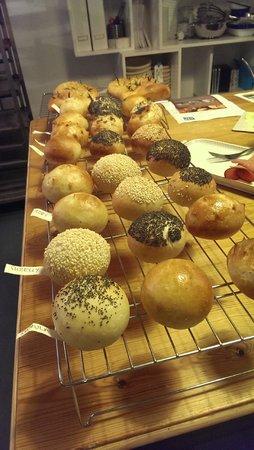 Bake with Maria: bun selection