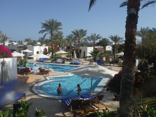 Sharm Dreams Resort : Heated Pool