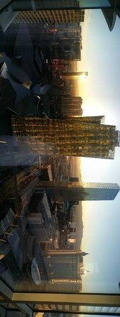 ARIA Resort & Casino: Daytime view