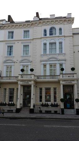 Airways Hotel Victoria London: Hôtel