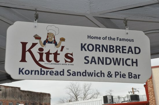 Kitt's Kornbread Sandwich & Pie Bar