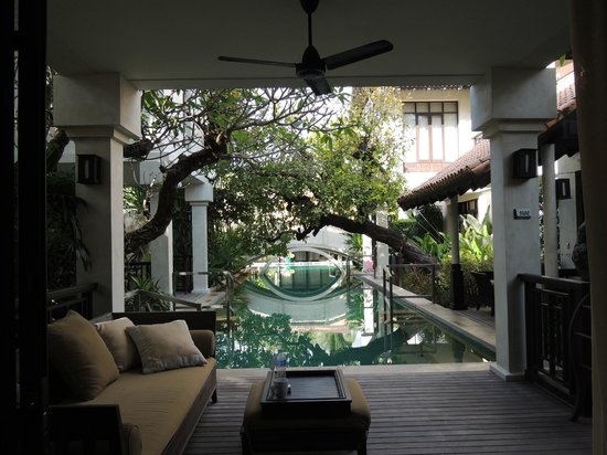 Le Meridien Koh Samui Resort & Spa: pool access villa