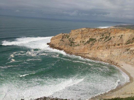Hotel dos Zimbros: Falésia Cabo Espichel