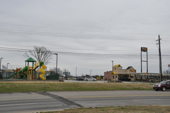 Sonic Drive-In: Sonic at Mt. Vernon, Texas
