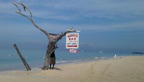 Negril Palms Hotel: 7-ми мильный пляж