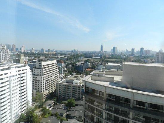 AETAS bangkok: un lujo amenecer con esta vista!