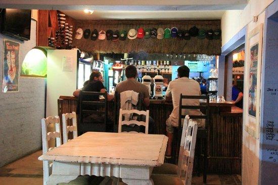 Afrovibe Adventure Lodge : Restaurant / Bar