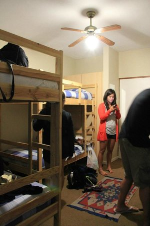 Afrovibe Adventure Lodge : Dorm - 6 bed