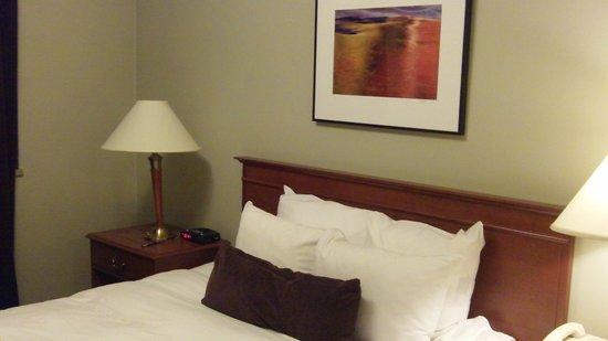 Town Inn Suites: The Junior Suite Queen Bedroom