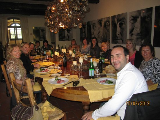 Dievole: Tavolo dei Maestri
