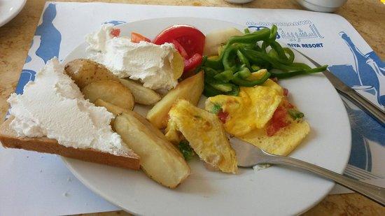 Al Mashrabiya : Прекрасный завтрак