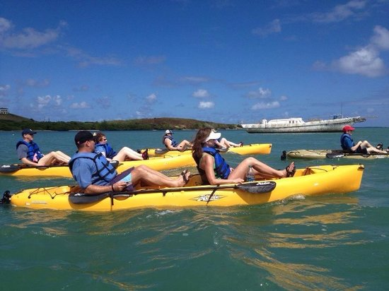 """Virgin Kayak Tours: A true """"Don't Miss"""" in lovely St. Croix"""
