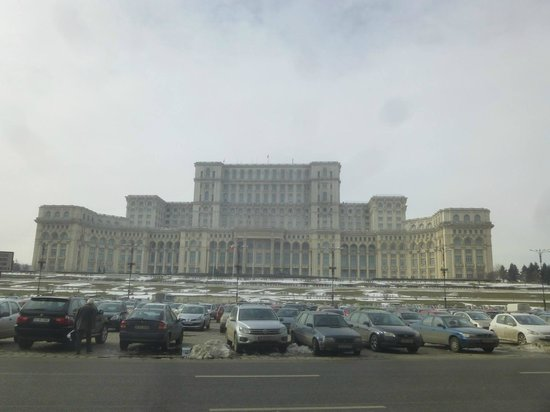 Palace of Parliament: Wow