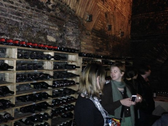 Eating Italy Food Tours: More Wine