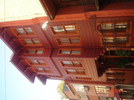 Anatolia Suites: hotel façade