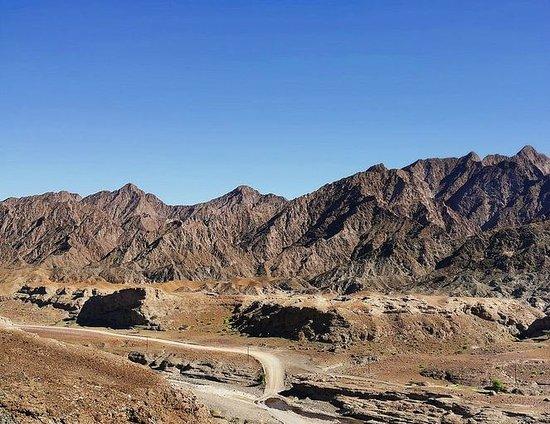 "Hatta Rock Pools: Hatta ""Pools"" - Canyons in the Hajar Mountain range"