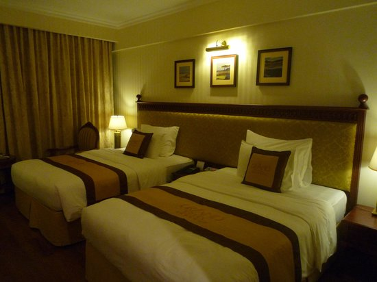 Grand Hotel Saigon: Chambre double