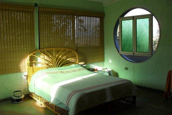 ecologicol lodge Ya-koo c.a. : In diesem Zimmer, im Campamento, wohnte ich.