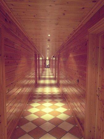 """Hotel Ranga : Les couloirs """"sans fin"""""""