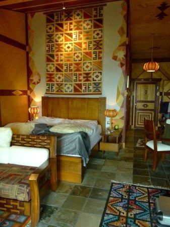 """Hotel Ranga : """"Grande chambre"""" à l'étage"""