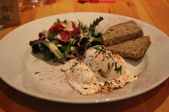 Market Yard: Egg Mayonaise starter a sunday favourite