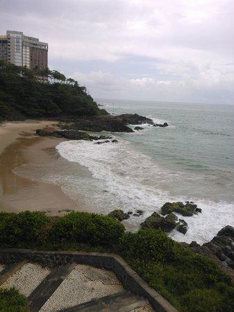 Vila Gale Salvador: Saída para a Praia.