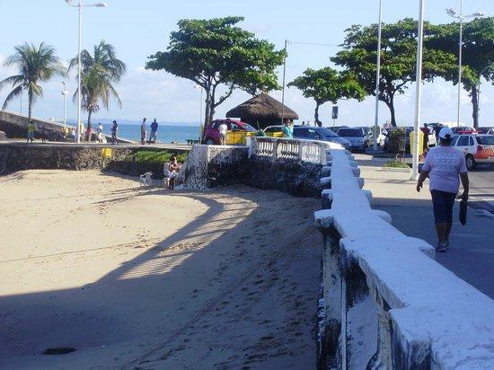 Praia do Porto da Barra: praia do barra maravillosa la mas linda de salvador