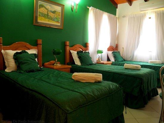 Ross Char Hotel: Esmeralda