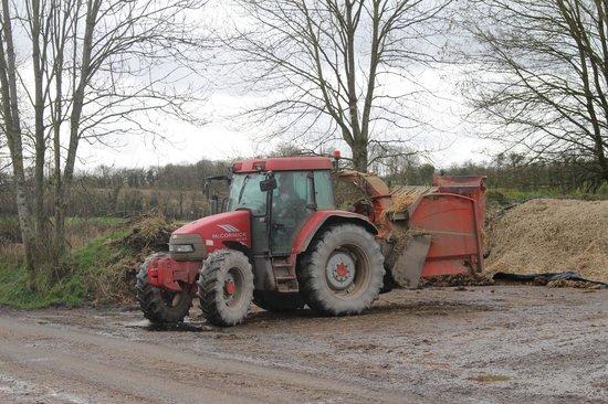 Eparcy, Francia: Exploitation agricole